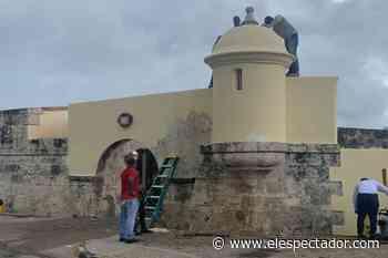 MinCultura confirma que Club de Pesca asumirá restauración de la muralla pintada - El Espectador