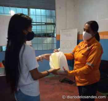 Protección Civil Boconó habilita centro para ayudar a familias merideñas - Diario de Los Andes