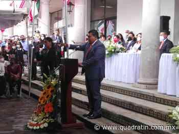 Jiquilpan, sin agua potable y con nula transparencia: Elías Barajas - Quadratín - Quadratín Michoacán