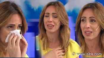 "Paula Valera sumamente quebrada en Intrusos: ""Es tan fuerte poder...."" - A24.com"