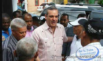 Tras gestiones del alcalde Rodolfo Valera, Luis Abinader visitará este sábado el DM San Luis - Periodico De la Zona Oriental