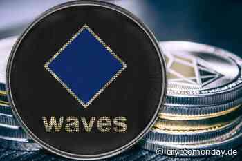 Waves Kursprognose: Waves wächst um 40% auf sein Allzeithoch - CryptoMonday | Bitcoin & Blockchain News | Community & Meetups