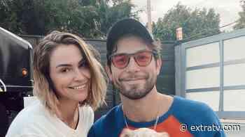 Report: Skylar Astin & Lisa Stelly Split - Extra