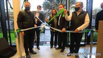 Fernando Gray visitó la nueva sede de Pasteleros en Monte Grande - El Diario Sur