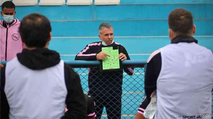Salida inesperada: Sport Boys anunció la destitución del entrenador Gustavo Álvarez - RPP Noticias