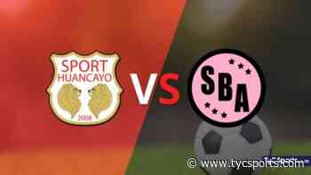 Sport Huancayo y Sport Boys se reparten los puntos y empatan 1-1 - TyC Sports