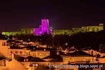 "Castelo de Palmela iluminado de amarelo e roxo para receber ""Vindimas 2021"" - SAPO Mag"
