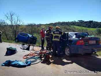 Identificadas vítimas de acidente na ERS-324, em Passo Fundo; fato envolveu veículo de Nova Bassano - Rádio Studio 87.7 FM | Studio TV | Veranópolis