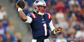 Cam Newton released by New England. Here's why Washington won't sign him - NBC Sports