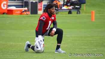 New England Patriots cut QB Cam Newton - Yahoo News
