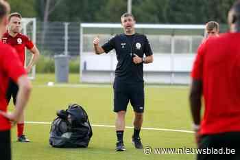 """Trainer Johan Lauryssen klaar voor het grote werk: """"We zullen alle zeilen moeten bijzetten"""""""