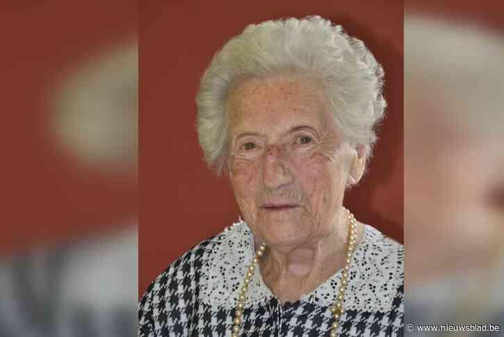 Oudste inwoonster wordt begraven op 105de verjaardag