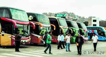 La Seño María: Viaje seguro en bus - Diario Trome