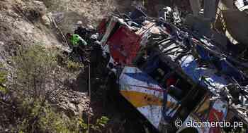 Accidente en Matucana: ¿Por qué el control por GPS no ayuda a frenar los siniestros de buses? | #NoTePases - El Comercio Perú