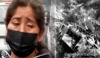 Tragedia en Matucana: Familiares llegan a Morgue para reconocer los cuerpos - Panamericana Televisión