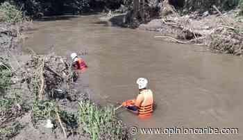 Continúa la búsqueda del menor desaparecido en el río Manzanares - Opinion Caribe