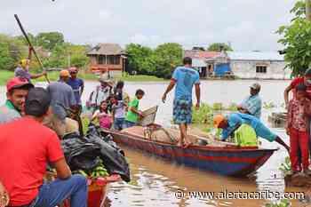 Creciente del río Cauca deja más de 10.000 damnificados en Ayapel - Alerta Caribe