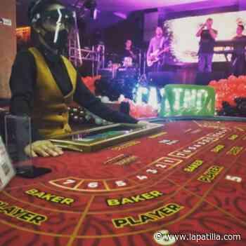 Descifrado: Hotel Pipo Internacional de Maracay reinauguró su casino esta semana Descifrado: Hotel Pipo Internacional de Maracay reinauguró su casino esta semana - La Patilla