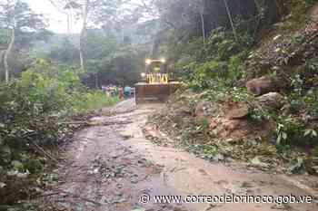 Aragua: Autoridades atienden contingencia en carretera Maracay-Ocumare de la Costa   - Correo del Orinoco