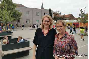 Evelien en Kim wil als directieduo warmte terugbrengen in gemeentescholen - Het Nieuwsblad