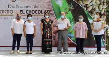 """Reconoce Gobierno de Comalcalco a Productores y Chocolateros en el """"Día Nacional Del Cacao y Chocolate"""" - Diario Presente"""