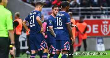 Stade de Reims - PSG (0-2) : quand Ander Herrera se prend pour Messi - But! Football Club