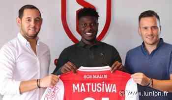 Football - Ligue 1. Le Stade de Reims officialise l'arrivée d'Azor Matusiwa - L'Union