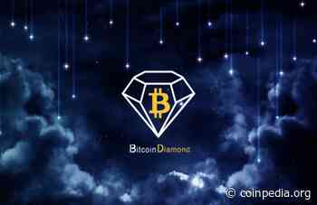 Bitcoin Diamond To Partner With Easy Data Feed – BCD Price Increase By 19% - Coinpedia