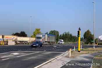 Kruispunt Brugsebaan-Kortemarkstraat na maanden terug open voor verkeer