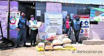 Seis ollas comunes de Yura reciben apoyo de una ONG - Diario Correo