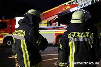 Feuer in Spedition in Bad Oeynhausen verursacht sechsstelligen Schaden - Radio Westfalica