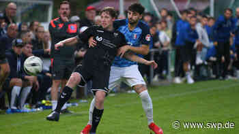 Sport Neckar-Alb - Fußball-Verbandsliga: Der VfL Pfullingen reist zur Heimmacht TSV Essingen auf die Ostalb - SWP