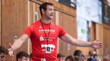 Sport Neckar-Alb - Handball: Interview mit Trainer Daniel Brack vom VfL Pfullingen vor dem Saisonstart der 3. Liga G - SWP