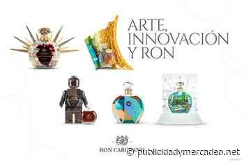 Arte en las botellas de Ron Carúpano - Publicidad&Mercadeo