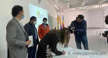 Pacto por la quebrada La Chucua: el compromiso de Tocancipá para recuperar este cuerpo de agua - Revista Semana