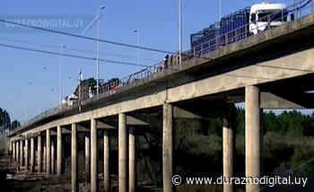 Santa Bernardina: por obras en el Puente Nuevo OSE realizará corte total - duraznodigital.uy