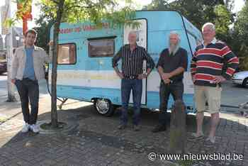 Caravan promoot nieuw theaterseizoen (Duffel) - Het Nieuwsblad