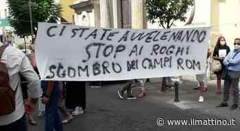 Rifiuti, esplode la rabbia da Giugliano a Villaricca: «Avvelenati dai miasmi» - ilmattino.it