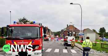 Gaslek in Ieper door wegenwerken: 45 buurtbewoners geëvacueerd - VRT NWS