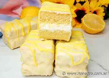 Tremendos bizcochitos de limón para el mate - Diario Río Negro