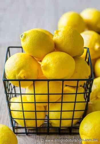5 propiedades que posee el limón - El Siglo Durango
