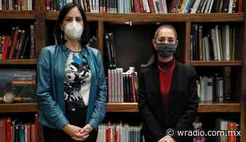 El diálogo con Sheinbaum fue bueno y respetuoso: Lía Limón y Sandra Cuevas - W Radio México