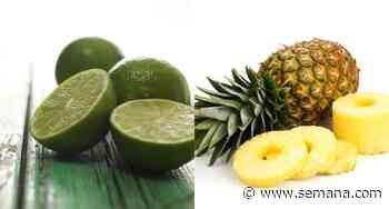 Jugo de limón y piña: estos son sus beneficios para bajar el colesterol - Revista Semana