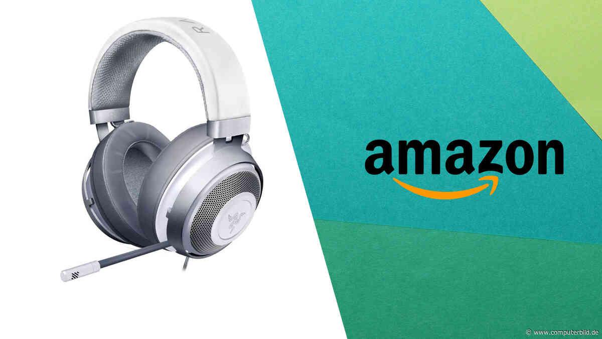 Razer-Headset bei Amazon im Angebot: Kraken zum schmalen Preis - COMPUTER BILD