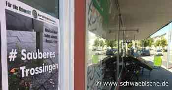 Agendagruppe startet Plakataktion für ein sauberes Trossingen - Schwäbische