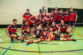 Ook floorballclub ziet interesse stijgen dankzij olympische ... (Oostrozebeke) - Het Nieuwsblad