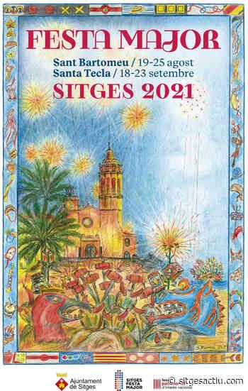 Santa tecla Sitges 2021 Programa de Actos - Sitges Actiu