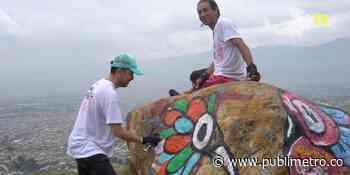 (Video) El circuito graffiti de Ciudad Bolívar que vale la pena conocer - Publimetro Colombia