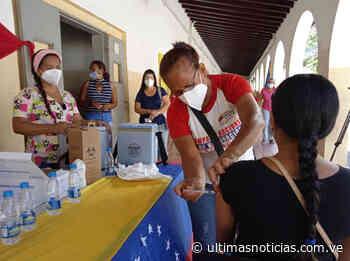 60% del personal educativo en La Guaira se inmunizó contra la covid-19 - Últimas Noticias