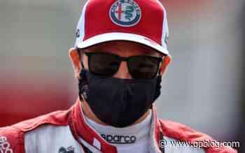 Raikkonen positief getest op het coronavirus, coureur komt niet in actie - GPblog.com Nederland